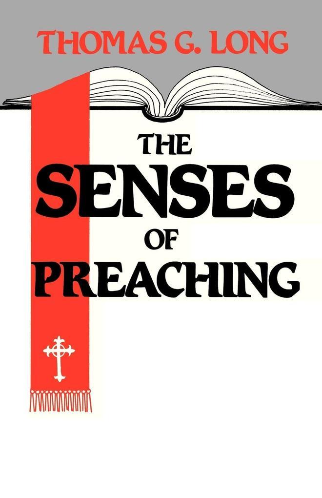 The Senses of Preaching als Taschenbuch