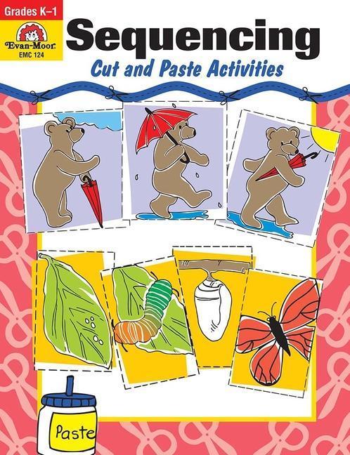 Sequencing: Cut and Paste Activities Grades K-1 als Taschenbuch