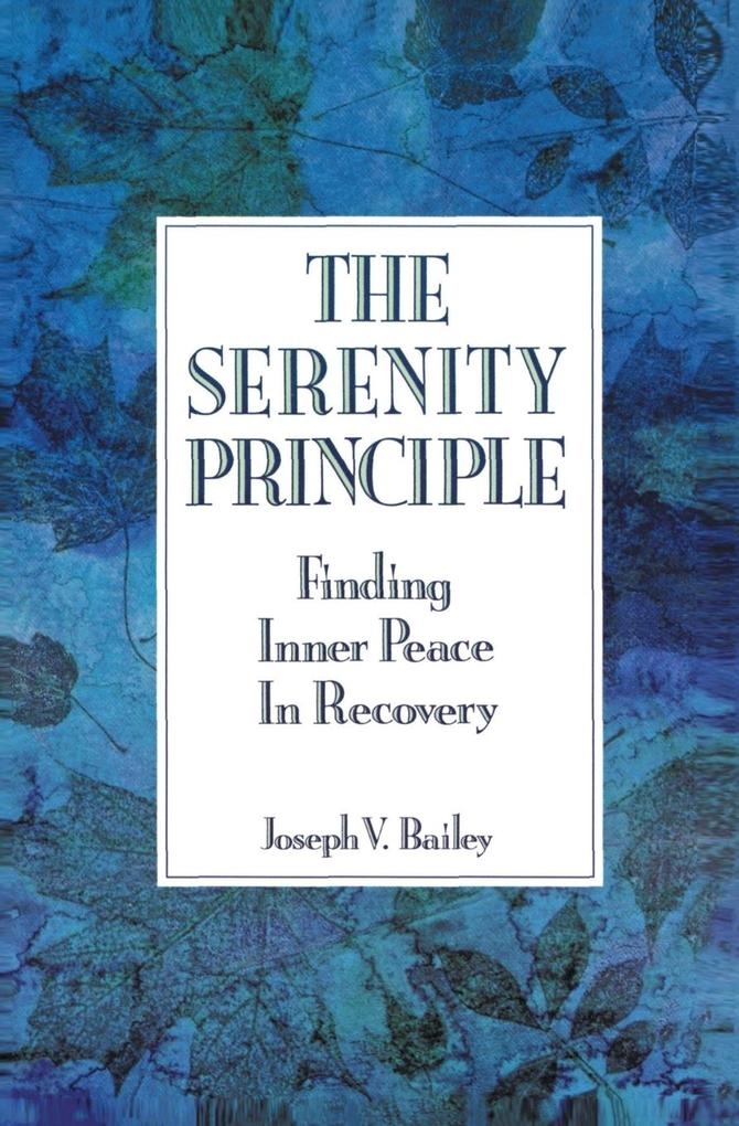 Serenity Principle, The als Taschenbuch