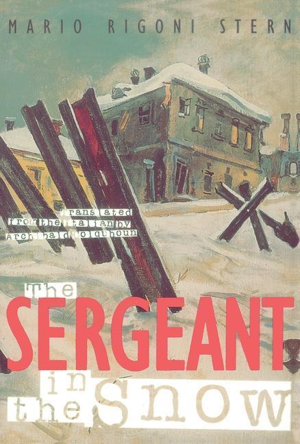 The Sergeant in the Snow als Taschenbuch