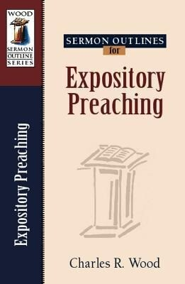 Sermon Outlines for Expository Preaching als Taschenbuch