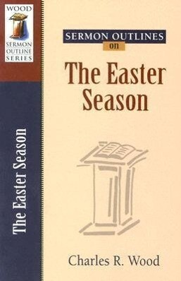 Sermon Outlines on the Easter Season als Taschenbuch
