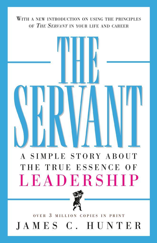 The Servant als Buch