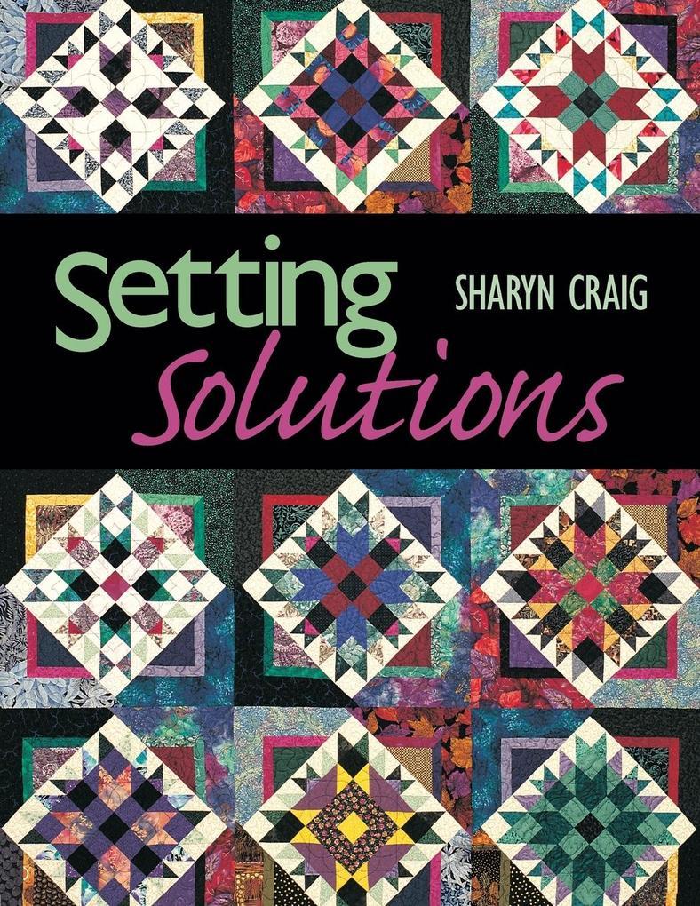 Setting Solutions - Print on Demand Edition als Taschenbuch