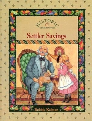 Settler Sayings als Buch