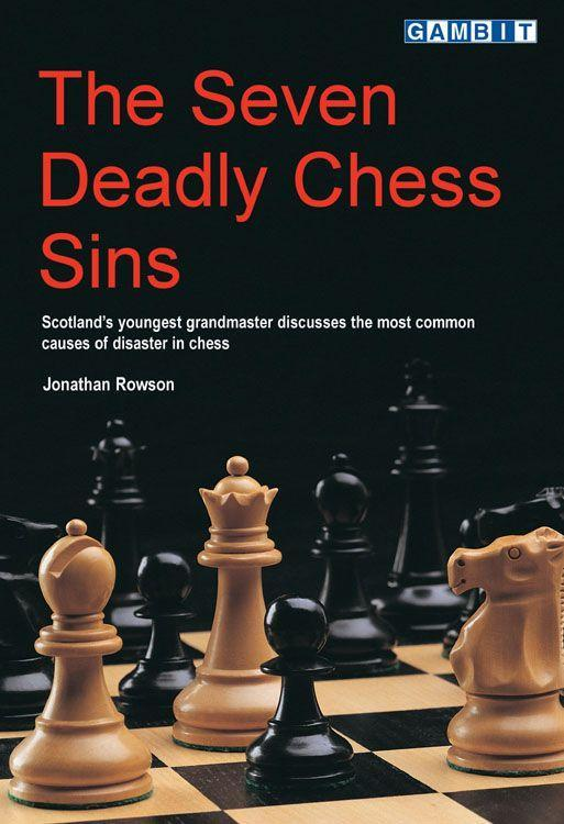 The Seven Deadly Chess Sins als Taschenbuch