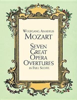 Seven Great Opera Overtures als Taschenbuch