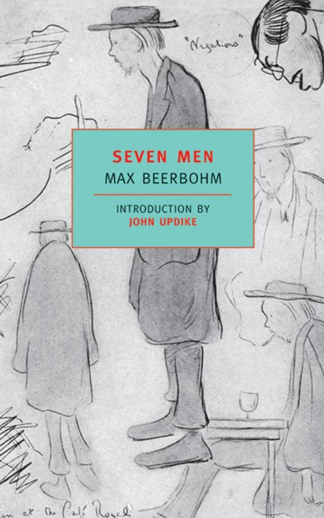 Seven Men als Taschenbuch