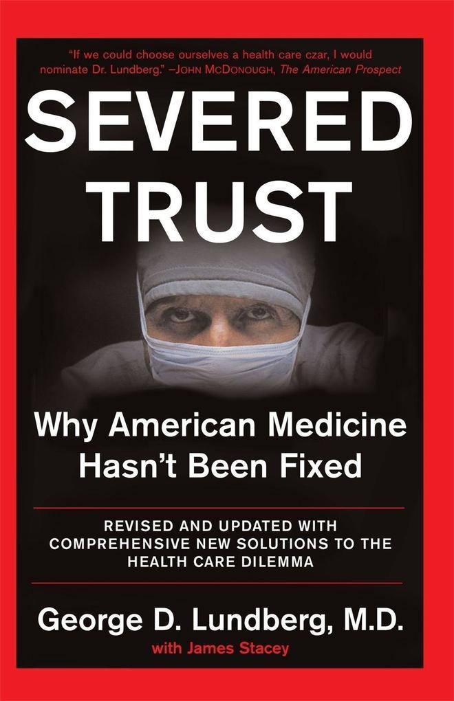 Severed Trust als Taschenbuch