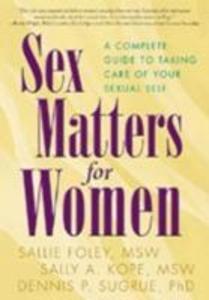 Sex Matters for Women als Taschenbuch