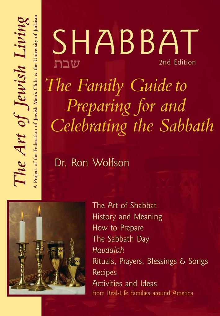 Shabbat 2/E: The Family Guide to Preparing for and Celebrating the Sabbath als Taschenbuch