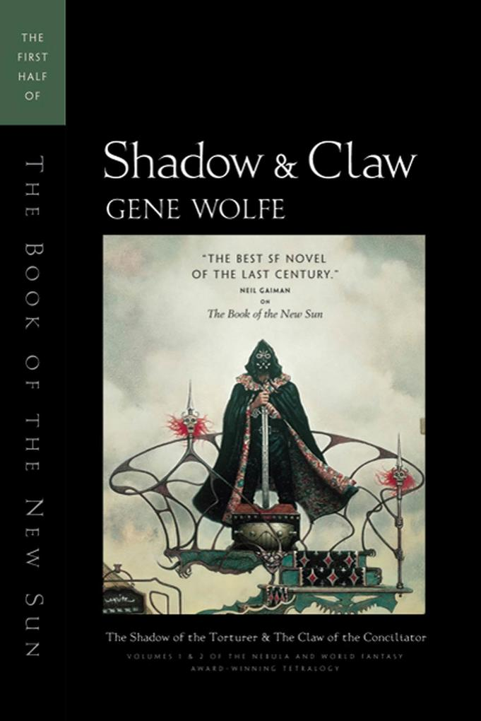 Shadow & Claw: The First Half of 'The Book of the New Sun' als Taschenbuch