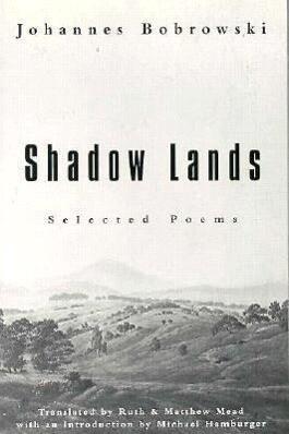 Shadow Lands: Selected Poems als Taschenbuch
