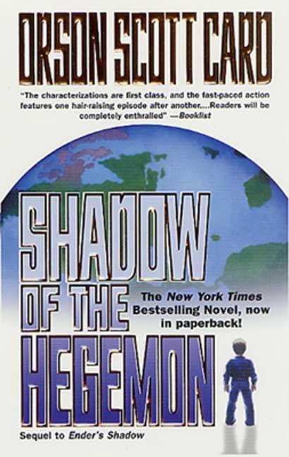 Shadow of the Hegemon als Taschenbuch