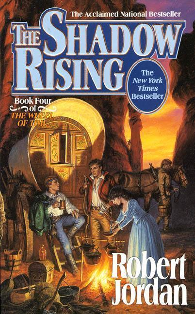 The Shadow Rising als Taschenbuch