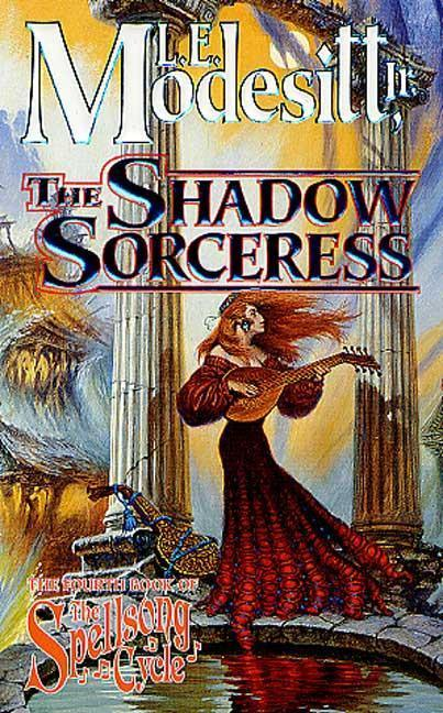 The Shadow Sorceress: The Fourth Book of the Spellsong Cycle als Taschenbuch
