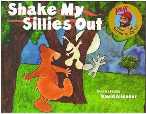 Shake My Sillies Out als Taschenbuch