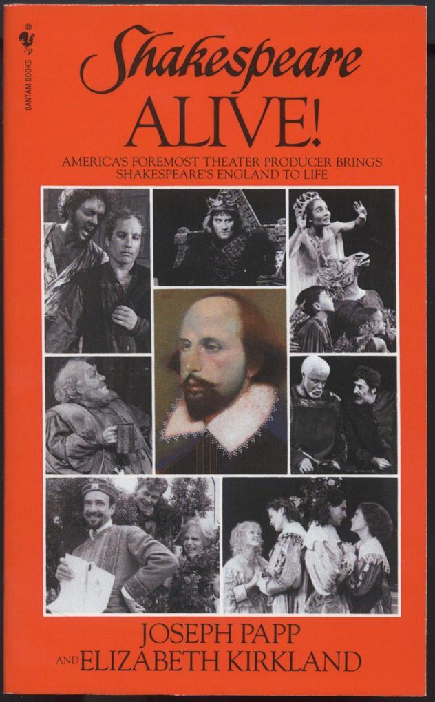 Shakespeare Alive! als Taschenbuch