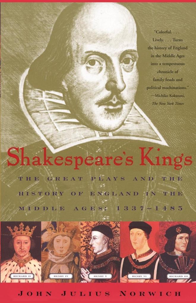 Shakespeare's Kings als Taschenbuch