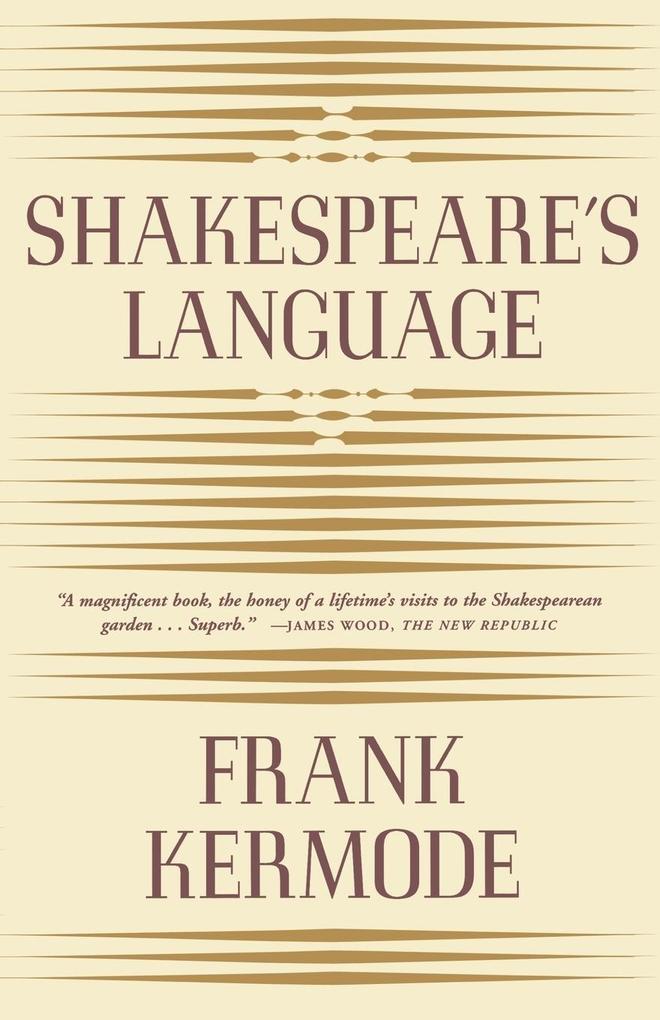 Shakespeare's Language als Taschenbuch