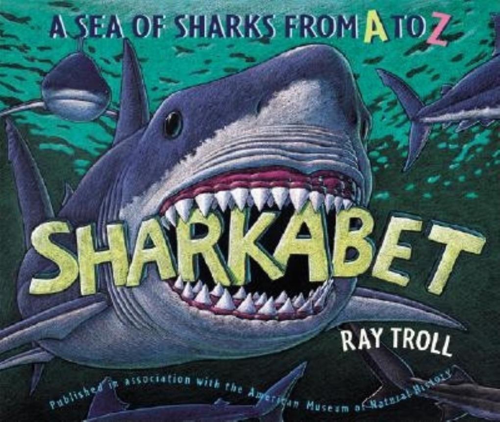 Sharkabet als Taschenbuch