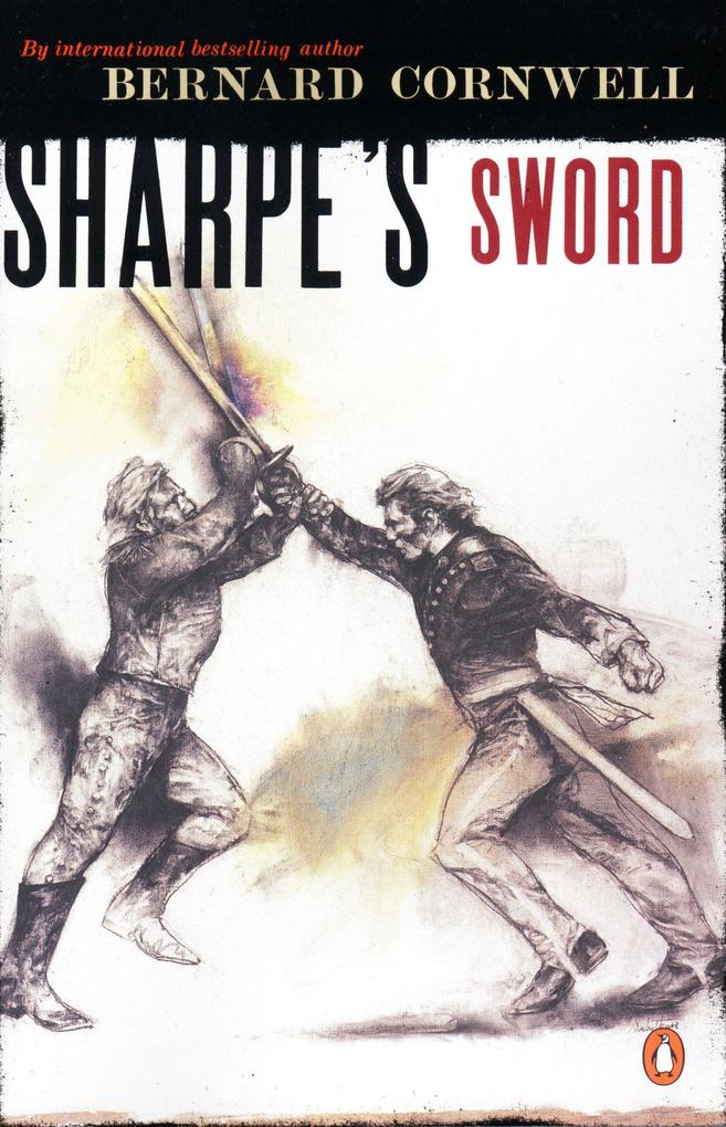 Sharpe's Sword: Richard Sharpe and the Salamanca Campaign, June and July 1812 als Taschenbuch