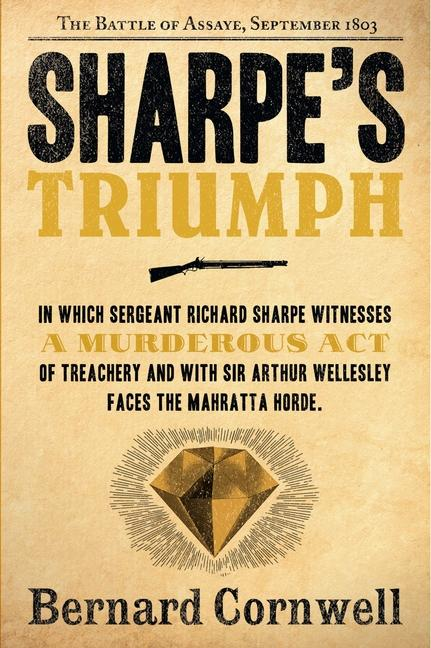 Sharpe's Triumph: The Battle of Assaye, September 1803 als Taschenbuch