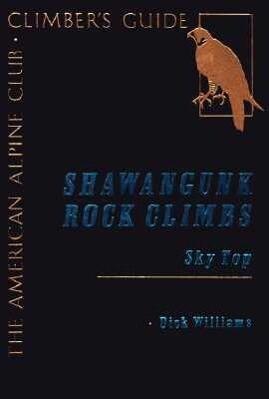 Shawangunk Rock Climbs Sky Top als Taschenbuch