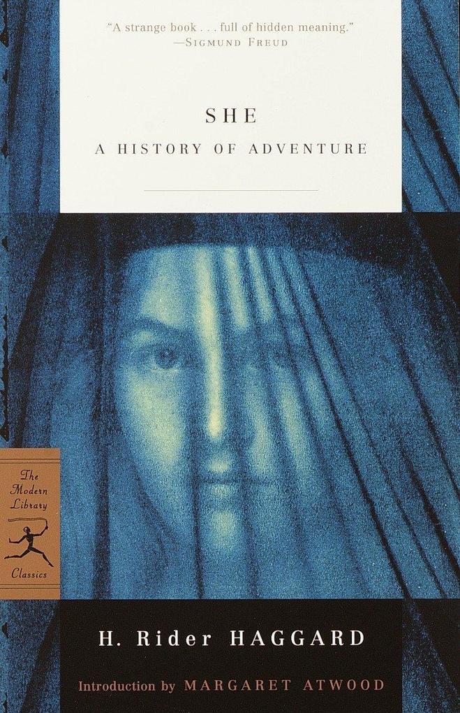 She: A History of Adventure als Taschenbuch