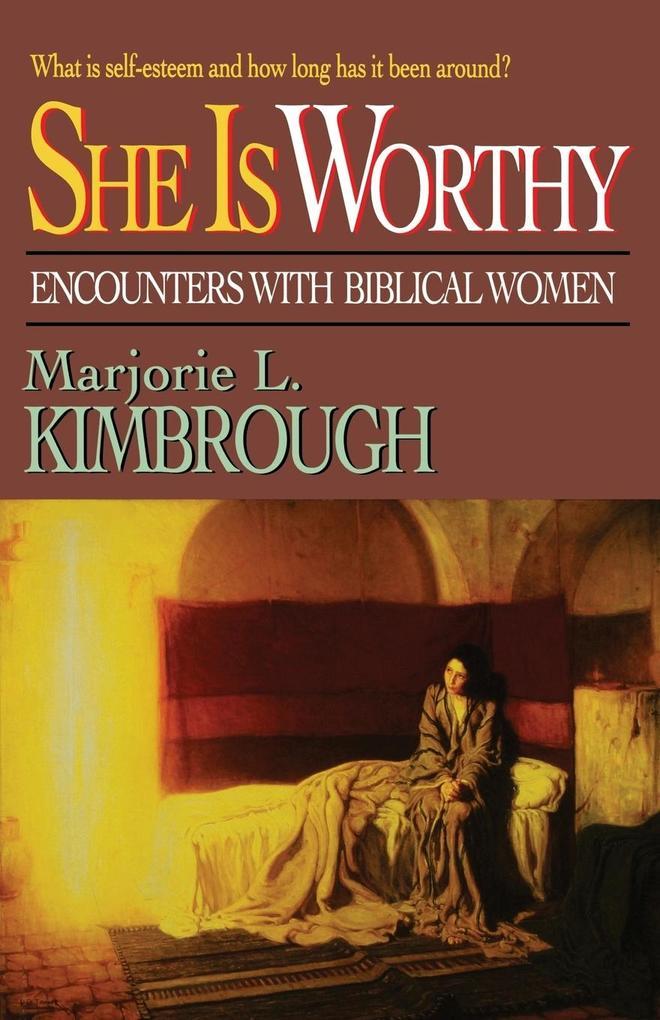 She Is Worthy als Taschenbuch