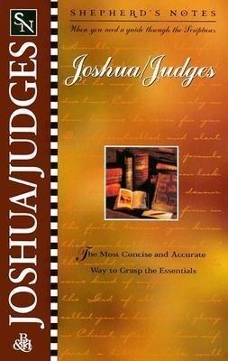 Shepherd's Notes: Joshua and Judges als Taschenbuch
