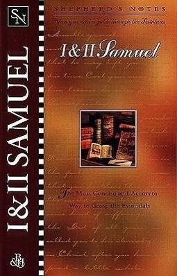I & II Samuel als Taschenbuch