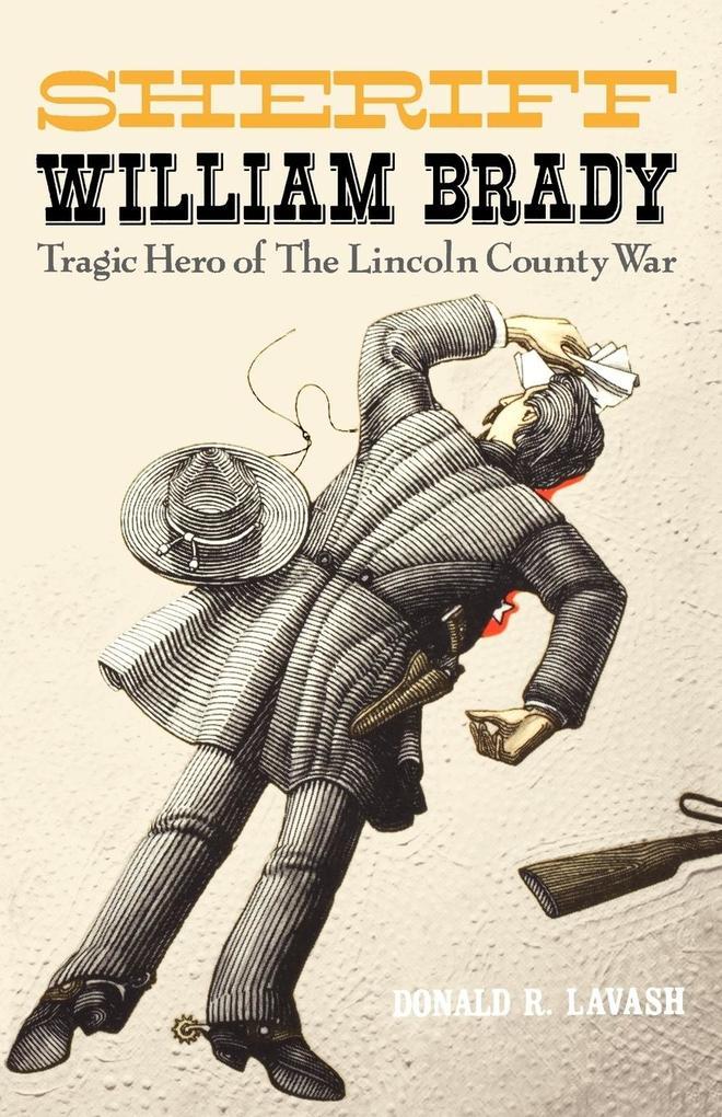 Sheriff William Brady als Taschenbuch
