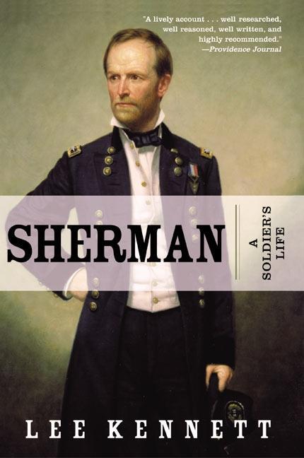 Sherman: A Soldier's Life als Taschenbuch