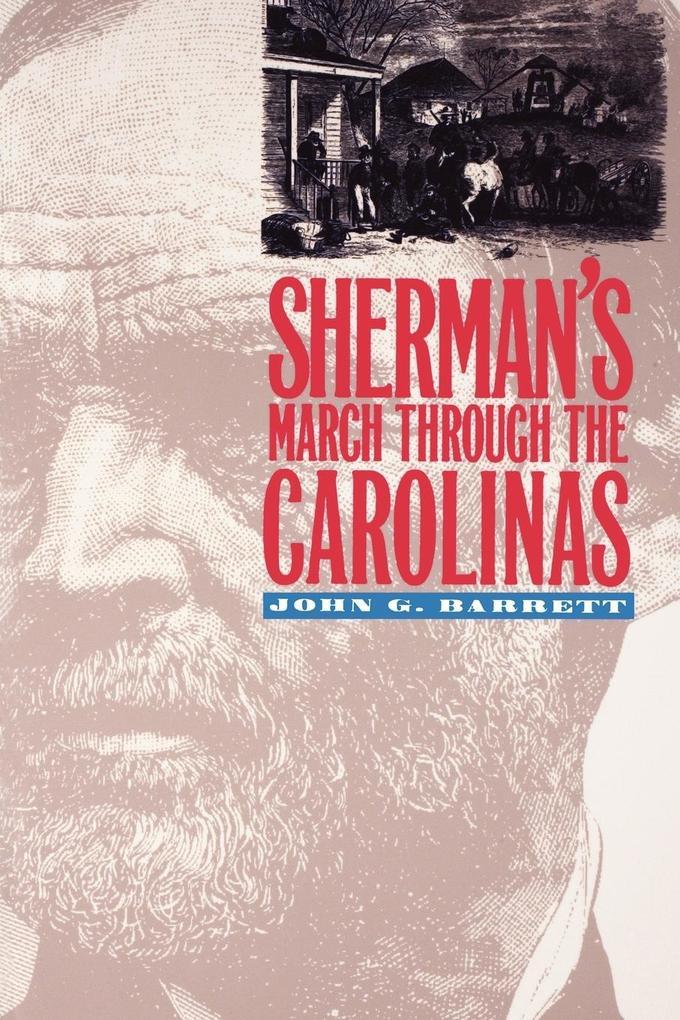 Sherman's March Through the Carolinas als Taschenbuch