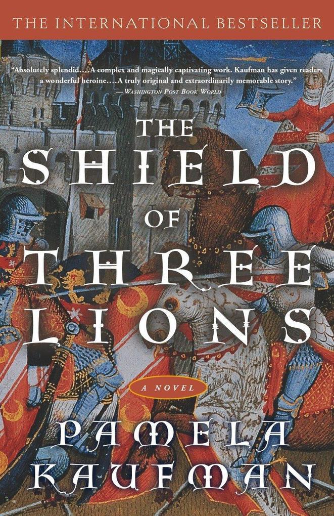 Shield of Three Lions als Taschenbuch