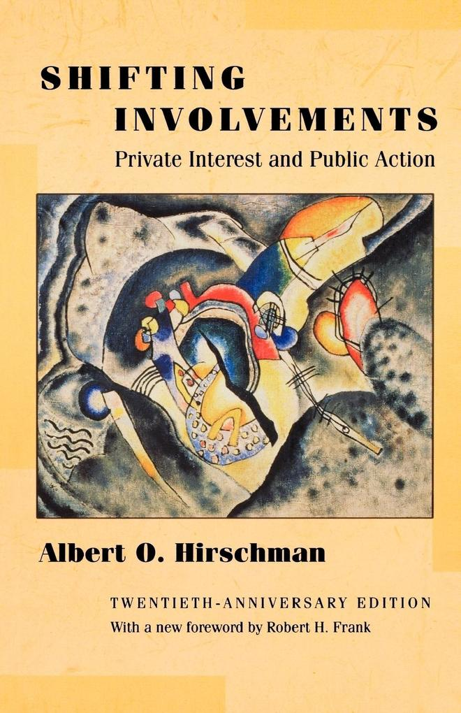 Shifting Involvements als Taschenbuch
