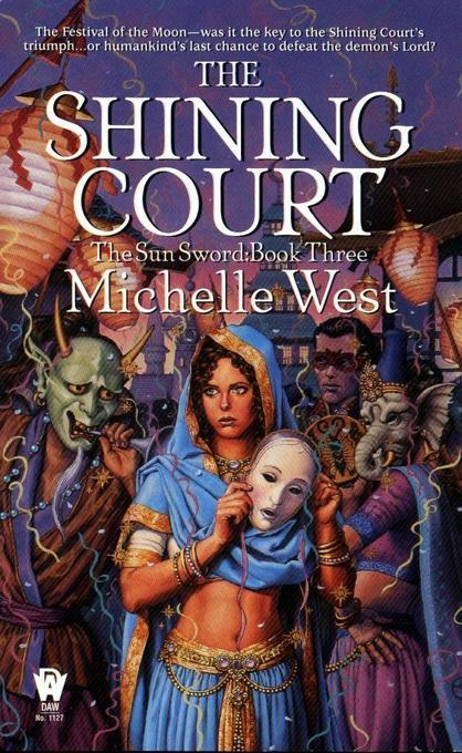The Shining Court: The Sun Sword #3 als Taschenbuch