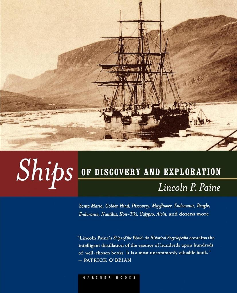 Ships of Discovery and Exploration als Taschenbuch