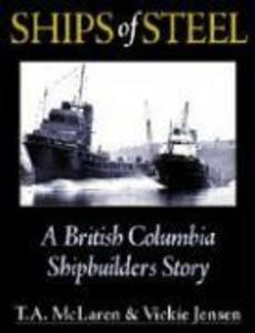 Ships of Steel als Buch
