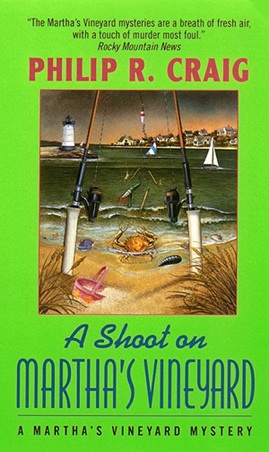 A Shoot on Martha's Vineyard: A Martha's Vineyard Mystery als Taschenbuch