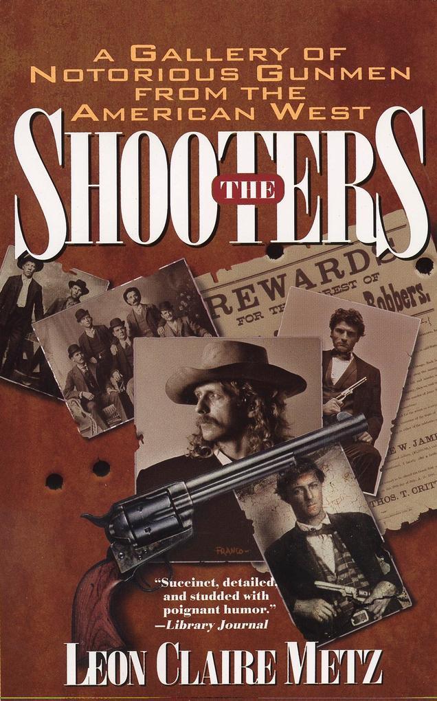 The Shooters als Taschenbuch
