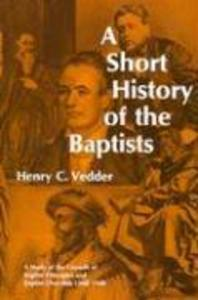 Short History of the Baptists als Buch