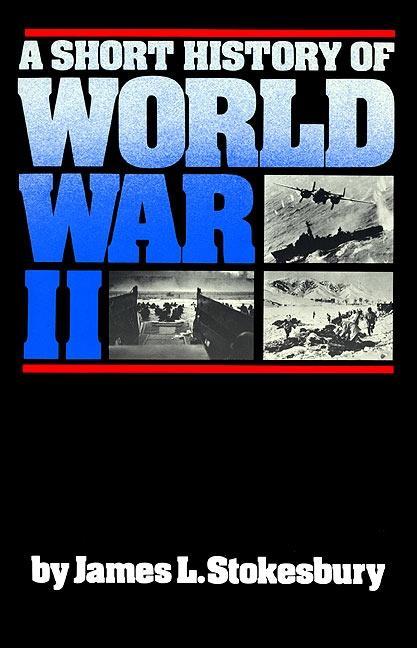 A Short History of World War II als Taschenbuch