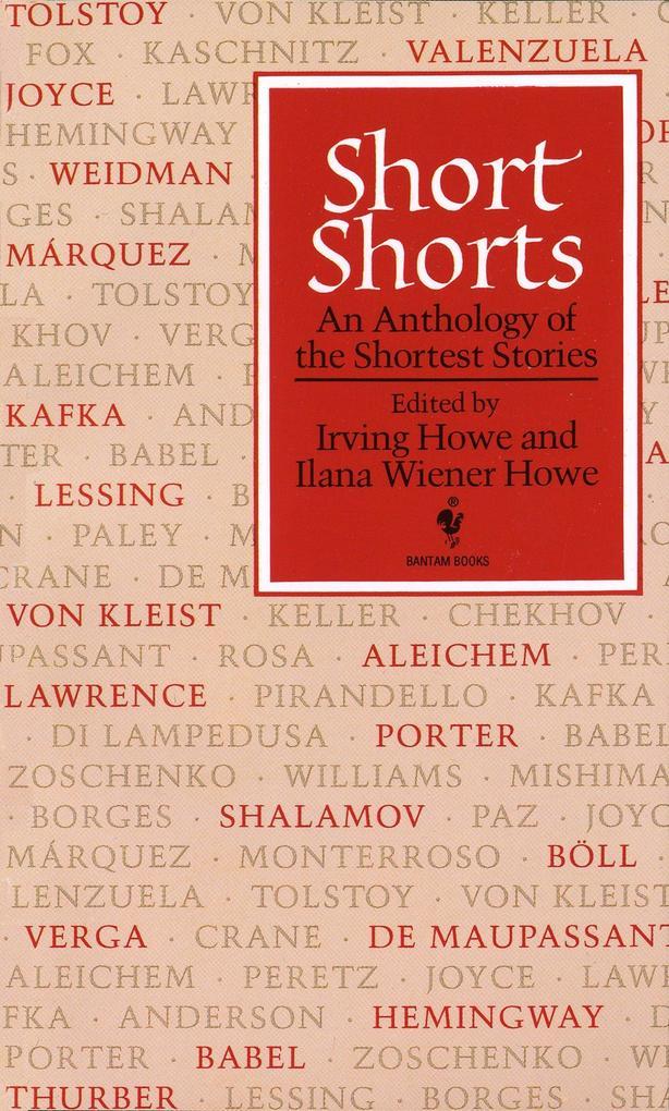Short Shorts als Taschenbuch