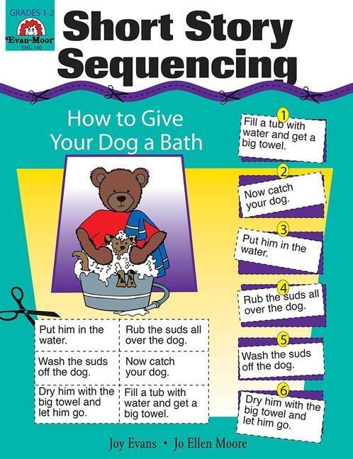 Short Story Sequencing: Grades 1-2 als Taschenbuch