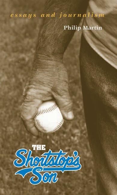 Shortstop's Son: Essays and Journalism als Buch
