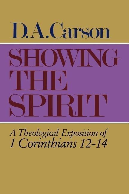 Showing the Spirit als Taschenbuch