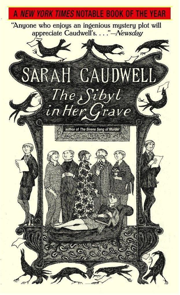 The Sibyl in Her Grave als Taschenbuch