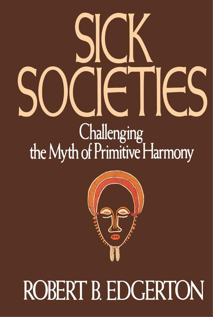 Sick Societies als Buch